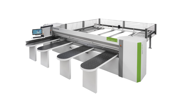 Panel sizing centres - tools for Biesse machines