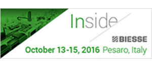 Wirutex inside biesse 13-15/10/2016