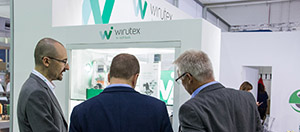 Wirutex booth